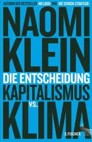 Cover Naomi Klein: This changes everything (german)