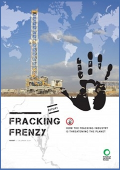 Cover Fracking Frenzy
