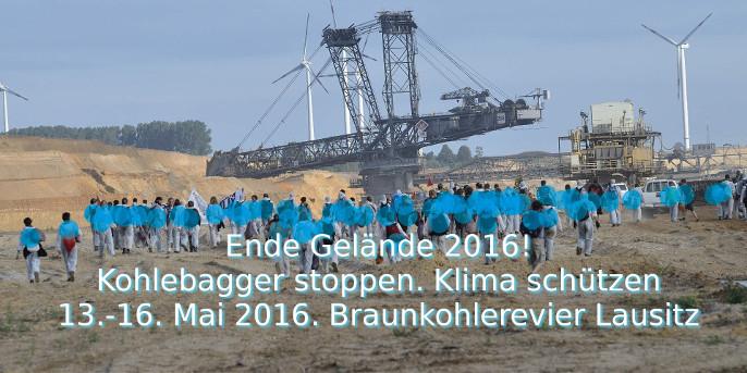 Ende Gelände 2016