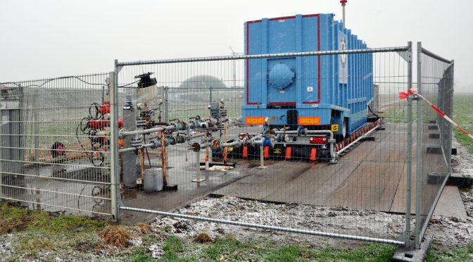 Anschub für Erdöl aus Hamburg